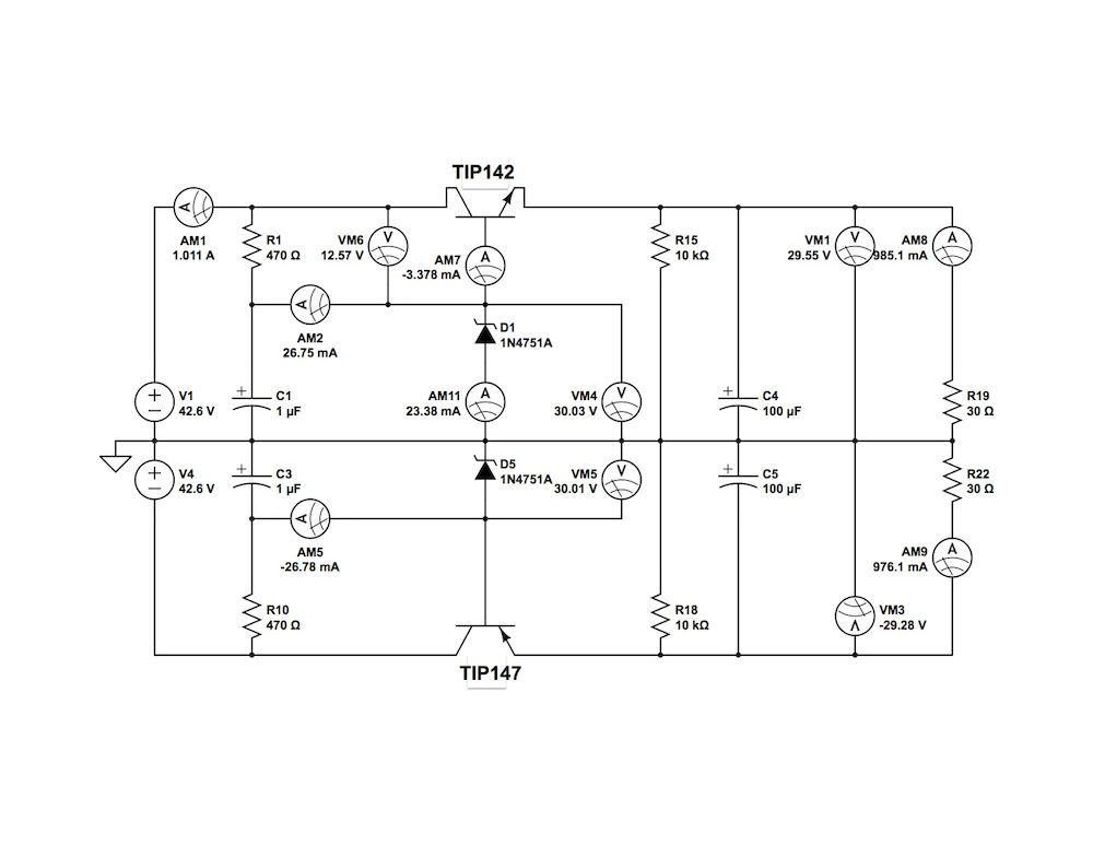 pre-regulator-test-circuit